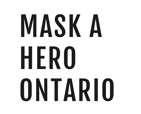 Mask a Hero Ontario